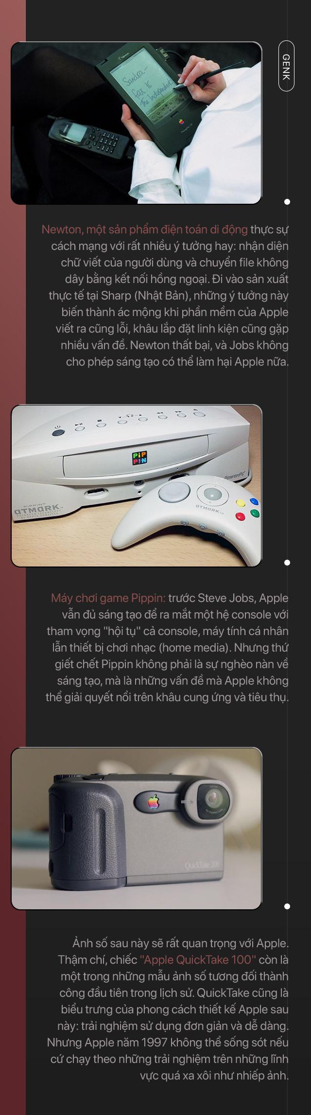 Nạn nhân mới nhất trong nghĩa địa sáng tạo của Apple - Ảnh 2.