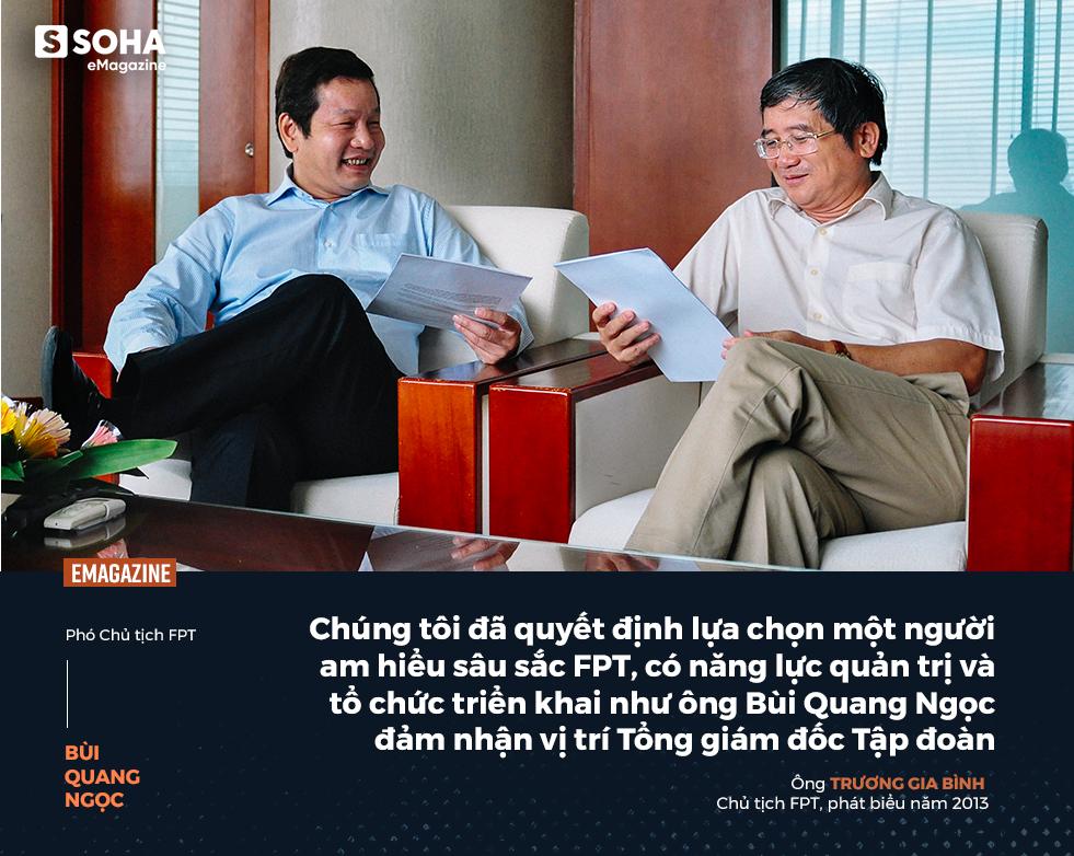 Phó chủ tịch FPT Bùi Quang Ngọc: Tôi chưa thấy người đàn ông nào mà tôi quen biết lại không sợ vợ - Ảnh 14.