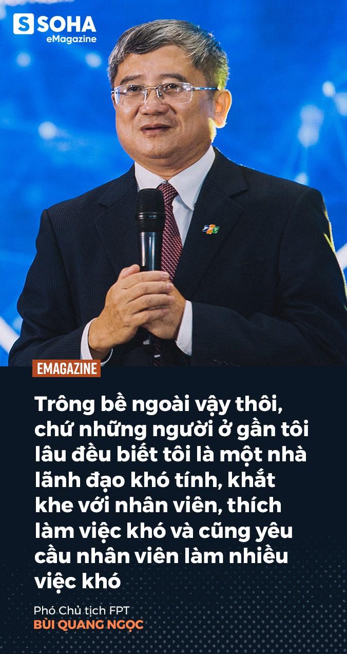 Phó chủ tịch FPT Bùi Quang Ngọc: Tôi chưa thấy người đàn ông nào mà tôi quen biết lại không sợ vợ - Ảnh 16.