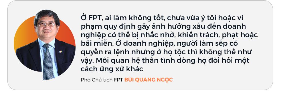Phó chủ tịch FPT Bùi Quang Ngọc: Tôi chưa thấy người đàn ông nào mà tôi quen biết lại không sợ vợ - Ảnh 18.