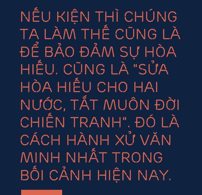 Xâm phạm vùng biển Việt Nam, Trung Quốc đang mang tư duy bành trướng lục địa ra biển - Ảnh 13.