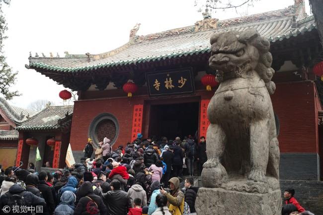 Báo Trung Quốc chỉ ra sự thật đáng thất vọng về ngôi chùa Thiếu Lâm huyền thoại - Ảnh 1.