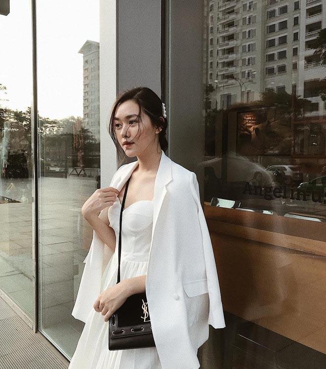 Cận cảnh vẻ xinh đẹp, gợi cảm của Á hậu 2 Hoa hậu Thế giới Việt Nam Nguyễn Tường San - Ảnh 14.