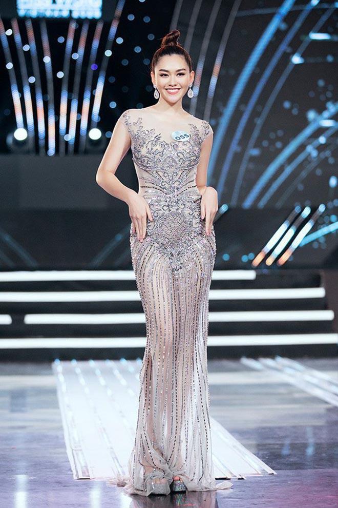 Cận cảnh vẻ xinh đẹp, gợi cảm của Á hậu 2 Hoa hậu Thế giới Việt Nam Nguyễn Tường San - Ảnh 3.