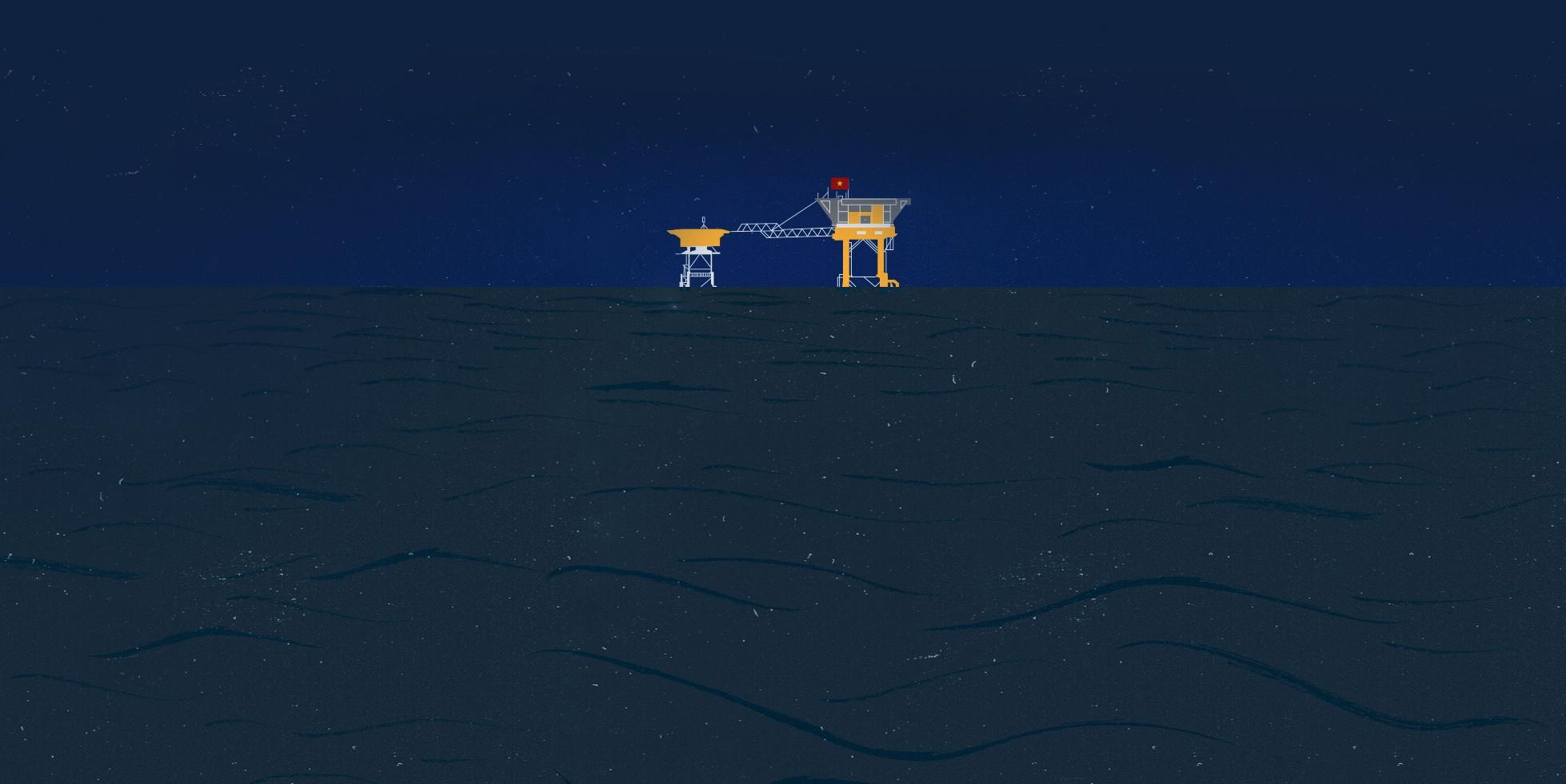 Xâm phạm vùng biển Việt Nam, Trung Quốc đang mang tư duy bành trướng lục địa ra biển - Ảnh 16.