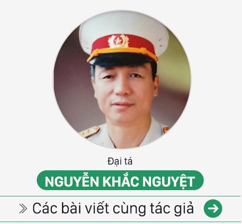 Đại tá Nguyễn Khắc Nguyệt: Hé lộ những đôi tai tinh tường của lính xe tăng - Ảnh 1.