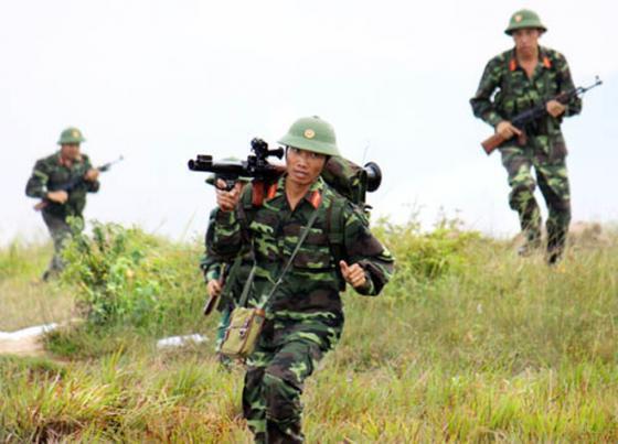 Chiến trường K: Một mình một súng đuổi xe tăng địch - Trận đánh đặc biệt của lính tình nguyện Việt Nam - Ảnh 5.