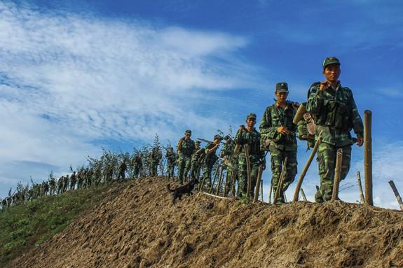 Chiến trường K: Một mình một súng đuổi xe tăng địch - Trận đánh đặc biệt của lính tình nguyện Việt Nam - Ảnh 4.