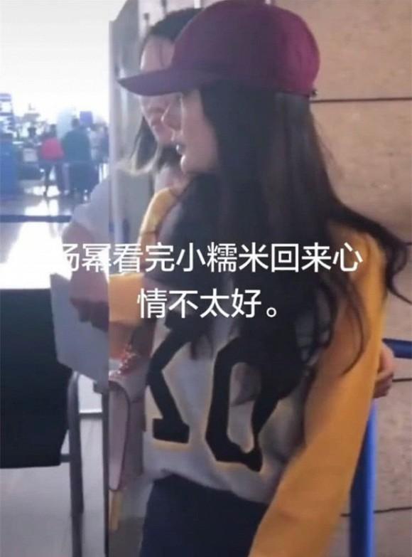 Hậu phân chia tài sản với chồng cũ Lưu Khải Uy, Dương Mịch gây tranh cãi vì có thái độ lạnh nhạt với con gái ruột - Ảnh 2.
