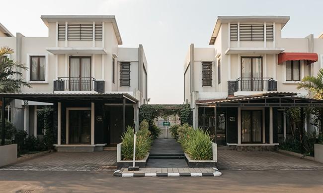 Indonesia xây cả một ngôi làng trên tầng thượng tòa nhà cao tầng - Ảnh 3.