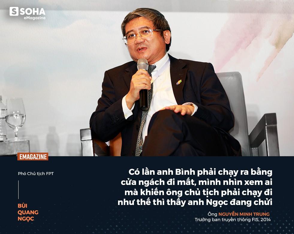 Phó chủ tịch FPT Bùi Quang Ngọc: Tôi chưa thấy người đàn ông nào mà tôi quen biết lại không sợ vợ - Ảnh 11.