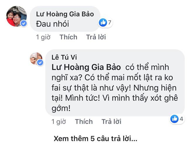 Nhiều sao Việt bức xúc về nghi vấn chồng mới cấu tay con riêng của Thu Thủy - Ảnh 5.