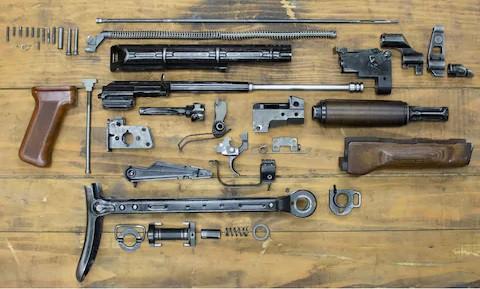 5 loại súng không rõ xuất xứ phổ biến trong các cuộc thảm sát ở Mỹ ra đời như thế nào? - Ảnh 9.