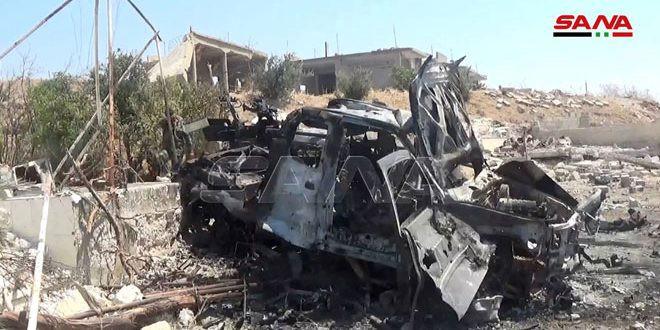 Chiến đấu cơ Israel đột ngột xuất hiện, phòng không Syria báo động khẩn - Đã có chiến thắng đầu tiên - Ảnh 22.