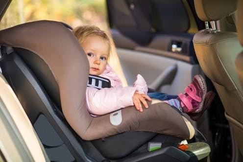 Ngăn ngừa trẻ em bị bỏ quên và tử vong trên xe ô tô: Kinh nghiệm ở Canada - ảnh 2