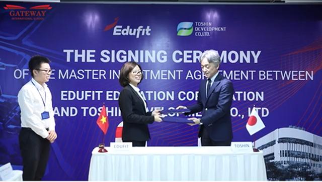 Bất ngờ với Công ty Gateway của bà Trần Thị Hồng Hạnh: Hoạt động giáo dục nhưng lại đăng ký kinh doanh bất động sản - Ảnh 7.