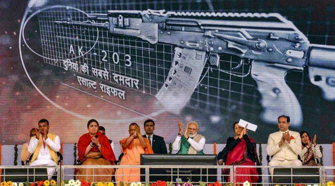 Nga kiếm bộn nhờ hợp đồng cung cấp 790.000 khẩu súng này: Vũ khí chiến tranh tương lai? - Ảnh 1.