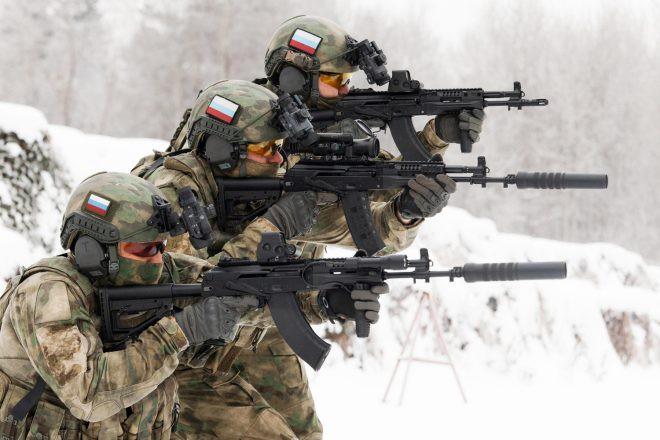 Nga kiếm bộn nhờ hợp đồng cung cấp 790.000 khẩu súng này: Vũ khí chiến tranh tương lai? - Ảnh 5.