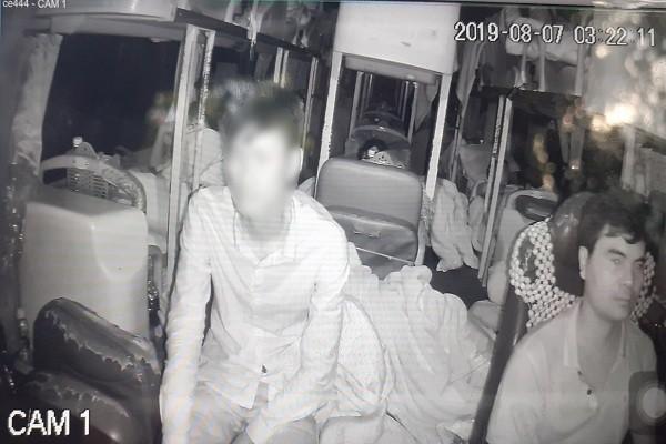 Nữ hành khách Hà Tĩnh tố bị phụ xe sàm sỡ trên đường ra Hà Nội - Ảnh 1.