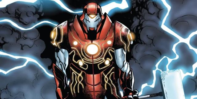 10 bộ giáp siêu ngầu siêu bá đạo của Iron Man đến từ các vũ trụ song song - Ảnh 1.