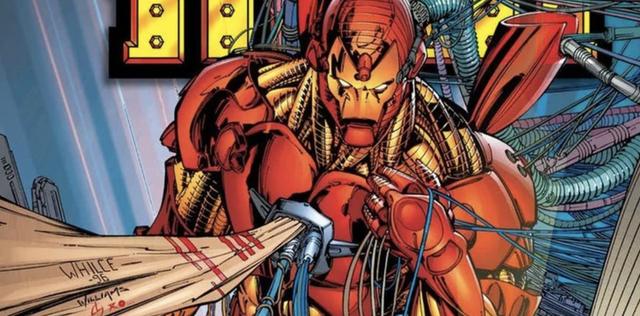 10 bộ giáp siêu ngầu siêu bá đạo của Iron Man đến từ các vũ trụ song song - Ảnh 3.