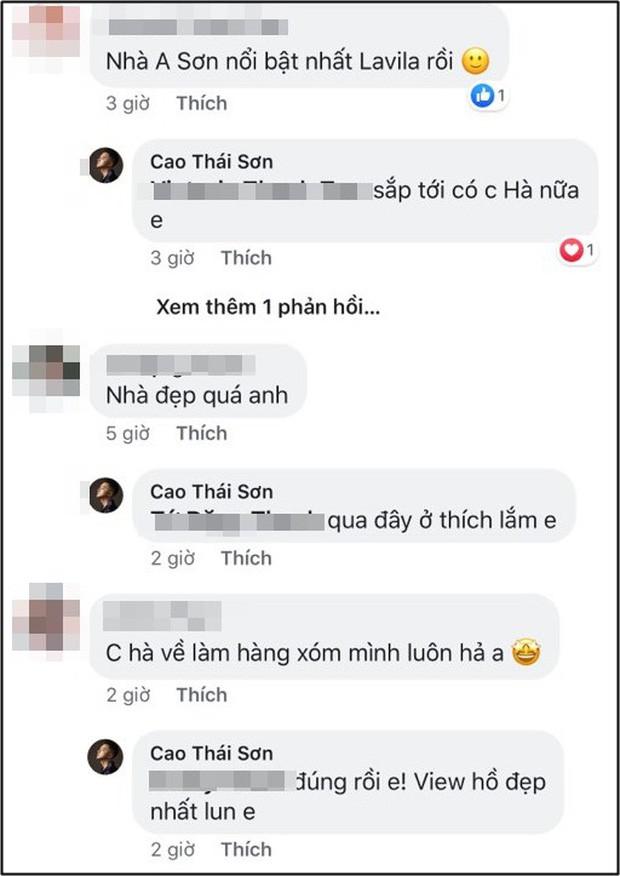 Cao Thái Sơn khoe ảnh tân gia, vô tình tiết lộ Hồ Ngọc Hà vừa tậu ngôi biệt thự triệu đô - Ảnh 4.