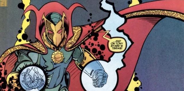 10 bộ giáp siêu ngầu siêu bá đạo của Iron Man đến từ các vũ trụ song song - Ảnh 5.