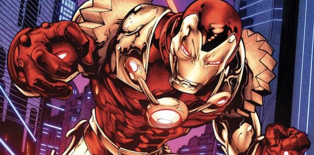 10 bộ giáp siêu ngầu siêu bá đạo của Iron Man đến từ các vũ trụ song song - Ảnh 7.