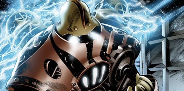 10 bộ giáp siêu ngầu siêu bá đạo của Iron Man đến từ các vũ trụ song song - Ảnh 8.
