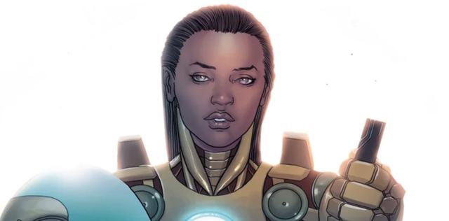 10 bộ giáp siêu ngầu siêu bá đạo của Iron Man đến từ các vũ trụ song song - Ảnh 9.