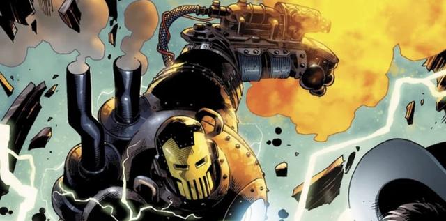 10 bộ giáp siêu ngầu siêu bá đạo của Iron Man đến từ các vũ trụ song song - Ảnh 10.