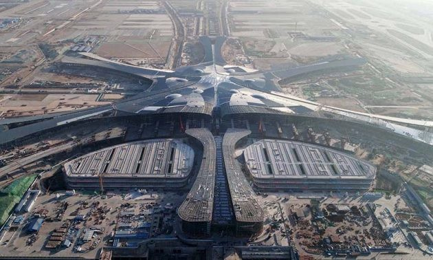 Có gì trong sân bay lớn nhất thế giới trị giá 12 tỷ USD? - Ảnh 3.