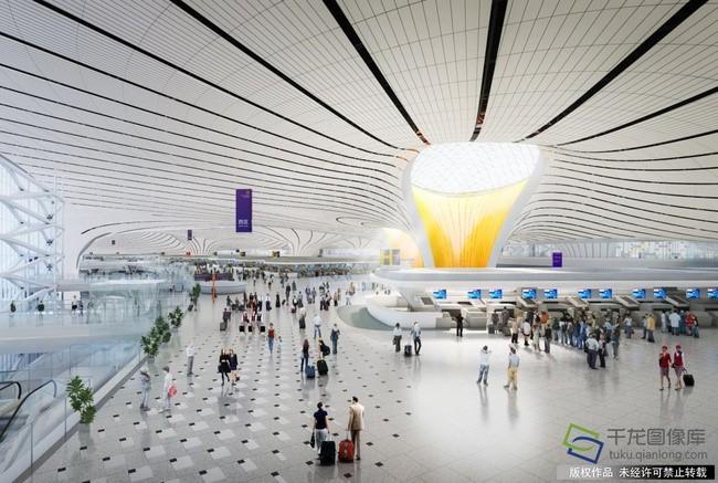 Có gì trong sân bay lớn nhất thế giới trị giá 12 tỷ USD? - Ảnh 10.