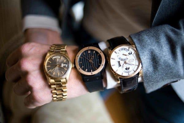 Tinh tường đến đâu quý ông vẫn cần lưu ý 5 điều sau khi mua đồng hồ cao cấp: Đừng bỏ cả ngàn USD chỉ để mua về thứ vô bổ! - Ảnh 1.