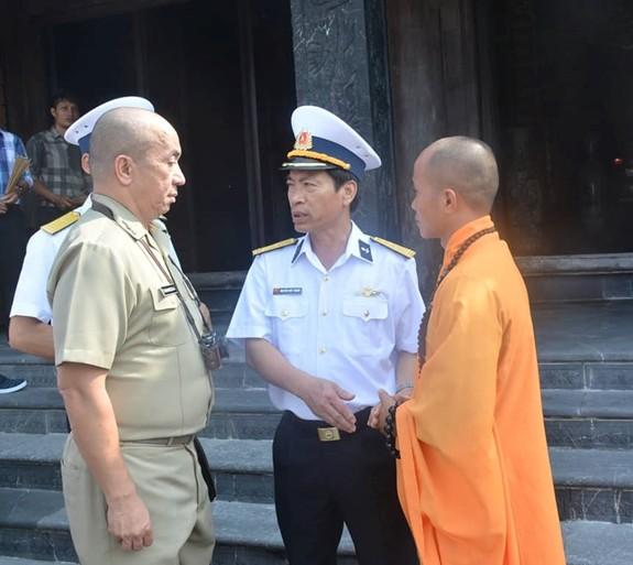 Hải quân Việt Nam và Philippines giao lưu tại đảo Song Tử Tây - ảnh 1