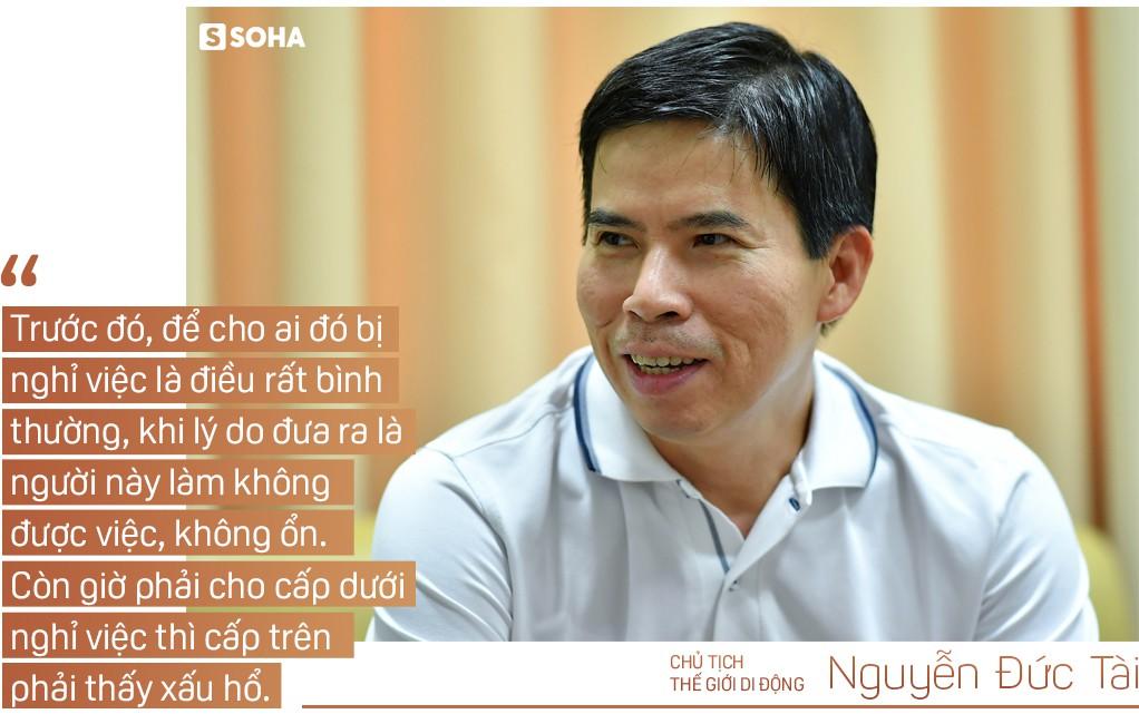 """Chủ tịch Thế giới Di động Nguyễn Đức Tài: """"Bây giờ ở công ty, tôi chỉ làm mấy việc bếp núc"""" - Ảnh 3."""