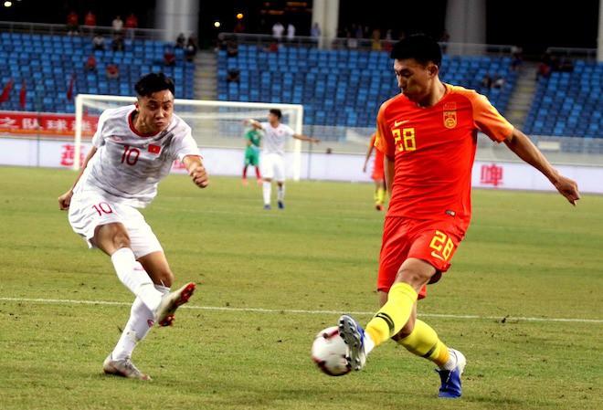 Phát hiện mới của thầy Park: Tôi tiếc vì không thể ghi bàn vào lưới U22 Trung Quốc - Ảnh 1.