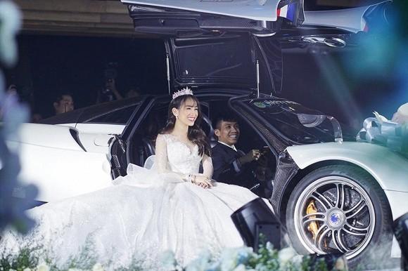 Ái nữ đại gia Minh Nhựa lên tiếng sau đám cưới siêu khủng: Tiểu thư cũng phải quét nhà, giặt đồ - ảnh 2