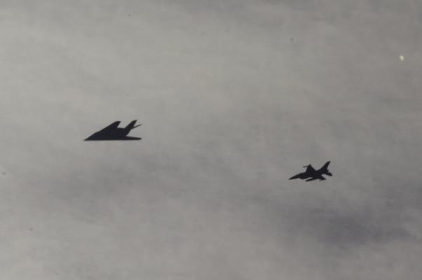 Chim ưng đêm F-117 tái xuất sau 11 năm loại biên: Tiết lộ bất ngờ? - ảnh 5