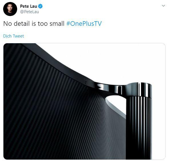TV của OnePlus hé lộ mặt lưng cao cấp với lớp phủ Kevlar, siêu bền và mỏng nhẹ nhưng... hơi thừa thãi - Ảnh 1.