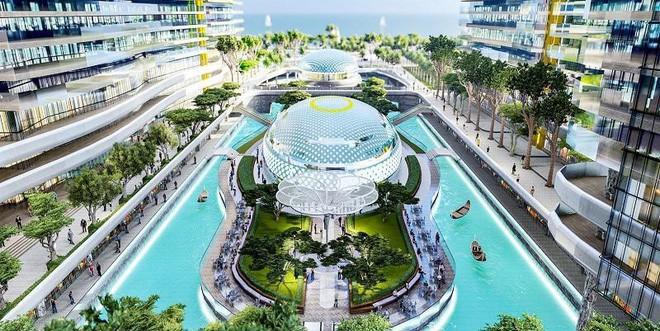 """Sunshine Marina Nha Trang Bay đạt giải """"Công trình mang tính biểu tượng phát triển xuất sắc nhất 2019"""" - Ảnh 5."""
