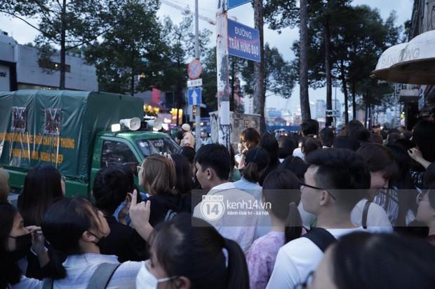 """Hàng nghìn fan """"bóp nghẹt"""" sự kiện hội tụ Ji Chang Wook và dàn sao hot tại TP.HCM, BTC thông báo huỷ phút chót vì an toàn - Ảnh 2."""