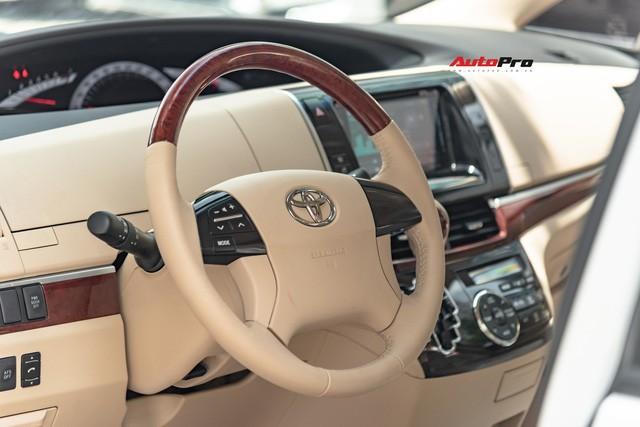Cận cảnh Toyota Previa 2019 nhập khẩu Trung Đông giá gần 3 tỷ đồng đầu tiên tại Việt Nam - Ảnh 11.