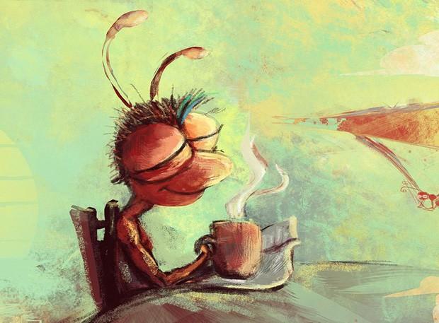 Nghe cafe chồn, cafe voi đã lâu, hóa ra còn có cả cafe kiến cực độc mà có tiền cũng chưa chắc mua được - Ảnh 5.