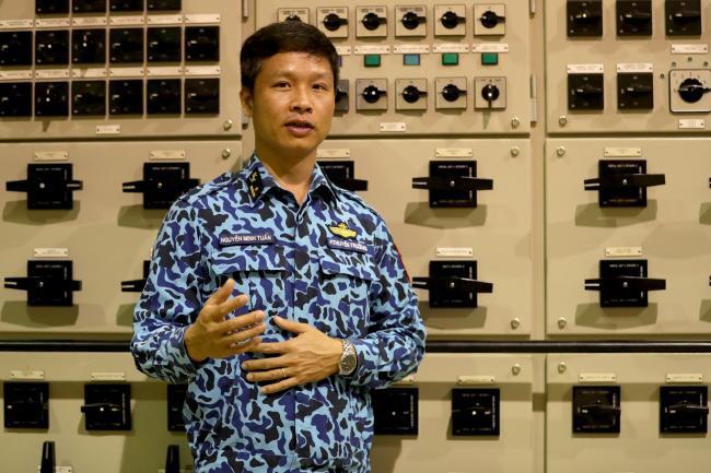 Bộ đội Việt Nam huấn luyện tàu ngầm ở Hàn Quốc: Giúp thủy thủ tàu ngầm trở nên tuyệt vời - Ảnh 4.