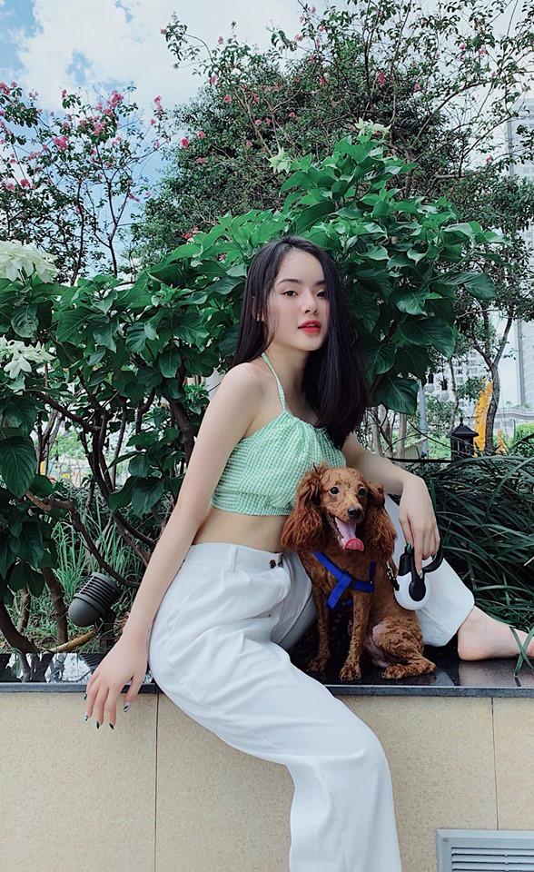 VZN News: Em ruột Angela Phương Trinh ngày càng sang chảnh, gợi cảm ở tuổi 23 - Ảnh 10.