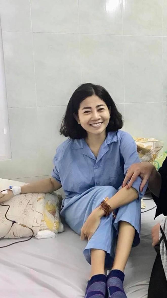 Ốc Thanh Vân tiết lộ tình hình của Mai Phương sau khi quay lại viện điều trị ung thư - Ảnh 2.