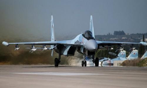 Su-35 Nga truy cản chiến đấu cơ Israel, bẻ gãy đợt tấn công lớn vào Syria - Bị tập kích, TTg Netanyahu khẩn cấp xuống hầm tránh bom - Ảnh 13.