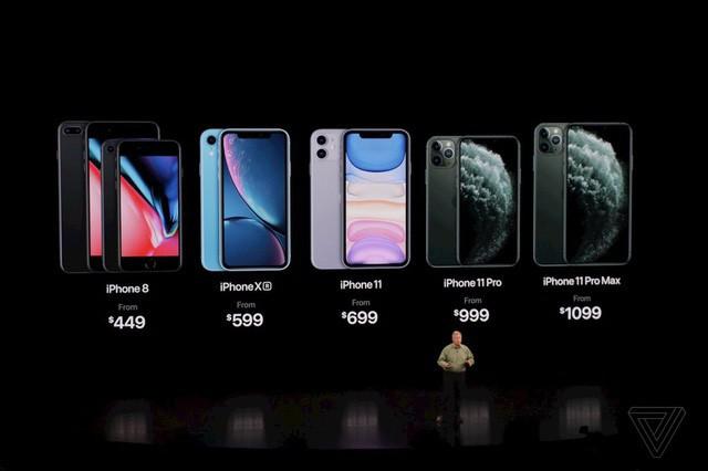Nhà bán lẻ tại Việt Nam bắt đầu cho đặt trước iPhone 11 - Ảnh 2.