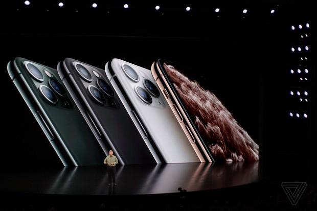 Quái vật iPhone 11 Pro/Pro Max: Màn hình siêu đẹp, sống ảo chuẩn xịn kiểu mới, tốc độ 1 nghìn tỷ phép tính/giây - Ảnh 1.